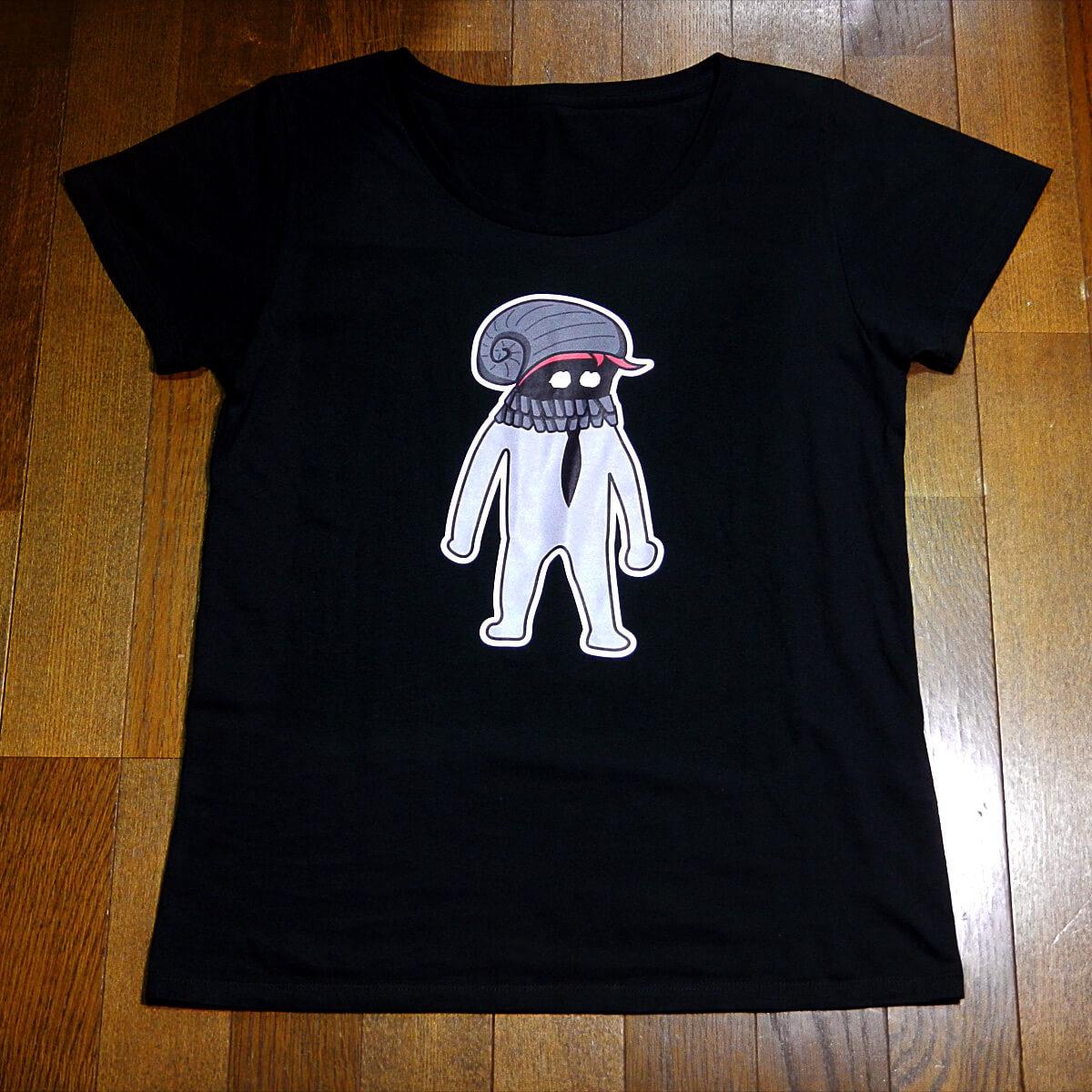 「海底紳士スケおじさん」Tシャツ