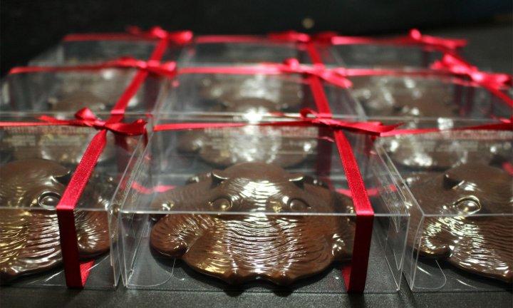カップメンダコ チョコレート
