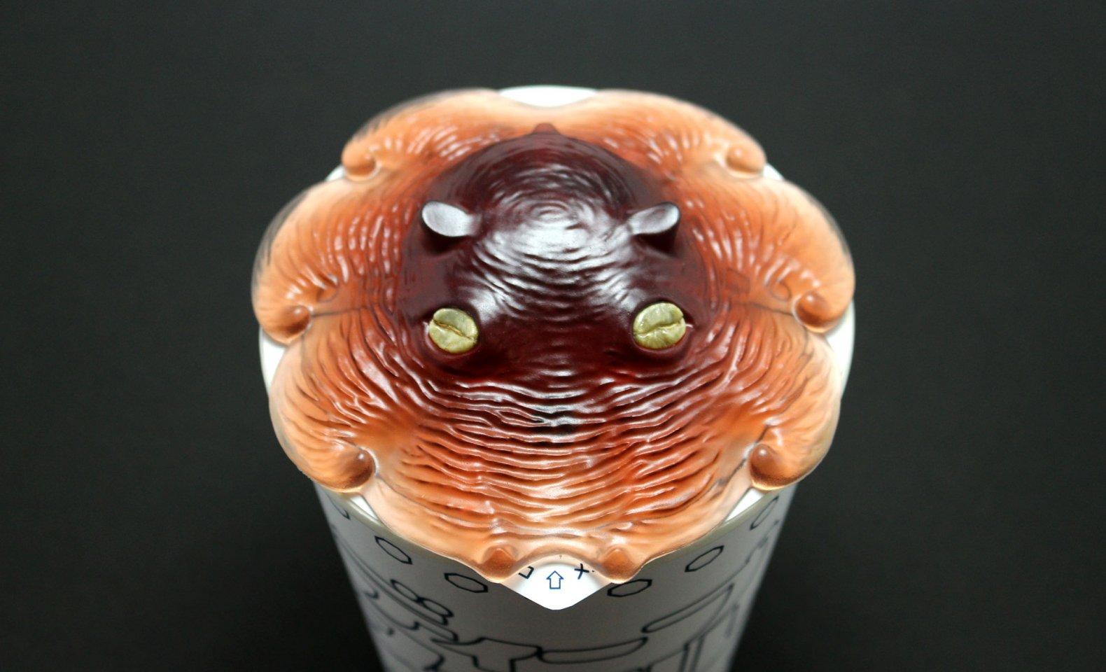 珈琲カップメンダコ