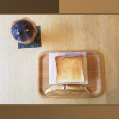 カップメンダコのぼうけん ①『アプリコットジャムの巻』by かなざわ珈琲世田谷店